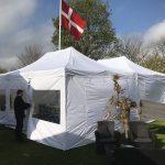 Klik her for leje af finneby-teltet
